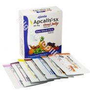 Apcalis oral Jelly (Tadalafil)