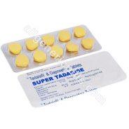 Super Tadarise (Tadalafil/Depoxetine)