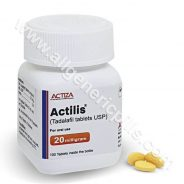Actilis 20mg (Generic Cialis) (Tadalafil)