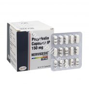 Nervigesic 150 (Pregabalin)