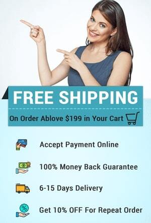 Free Shipping Above $199