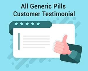 All Generic Pills Customer Testimonial