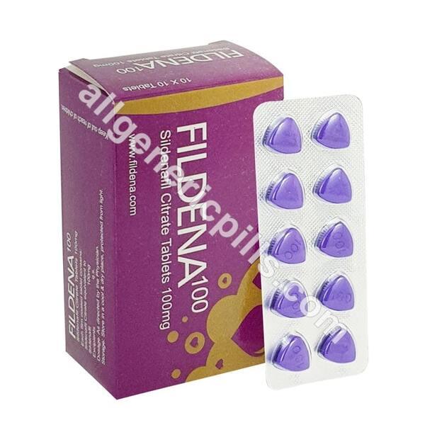 Purple Triangle Pill