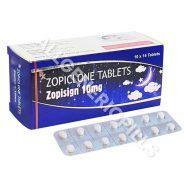 Zopisign 10 mg (Zopiclone)