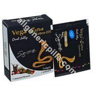 Vega Extra Cobra 200 Jelly (Sildenafil Citrate)