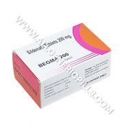 Begma 200 (Sildenafil Citrate)