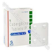 Caberlin (Cabergoline)