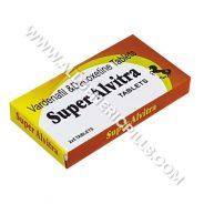 Super Alvitra (Vardenafil/Dapoxetine)