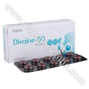 Divaine 50Mg (Minocycline)