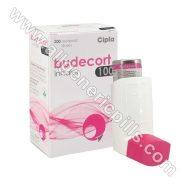 Budecort Inhaler 100 Mcg