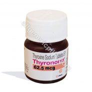 Thyronorm 62.5 mcg (Thyroxine Sodium)