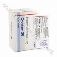 CYTOTAM 20 (Tamoxifen)