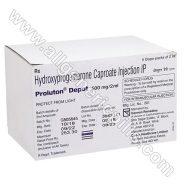 Proluton Depot 500mg (Hydroxyprogesterone Caproate)