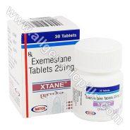XTANE 25mg (Exemestane)